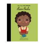 Little People Big Dreams Rosa Parks Hardcover Book