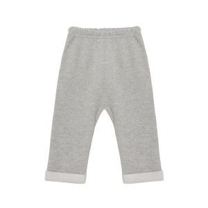 MiniATure Bos Pant in grey melange