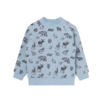MiniatureAW18SweaterJannicBlueAnimals1
