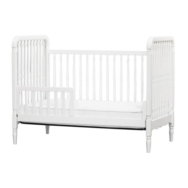 Million Dollar Baby Classic Liberty 3-in-1 Convertible Crib with Toddler Bed Conversion Kit