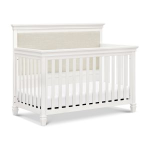 Darlington 4 in 1 Convertible Crib In Warm White