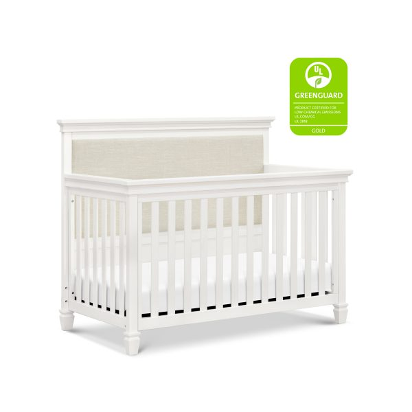 babylettoDarlingtonCribWarmWhite