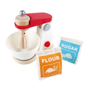 Hape Wooden Mix & Bake Blender Toy