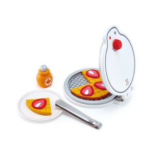 Hape Wooden waffle maker toy