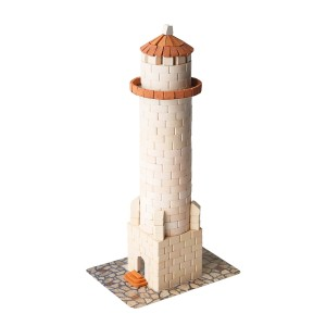 Wise Elk Lighthouse Brick Construction Set