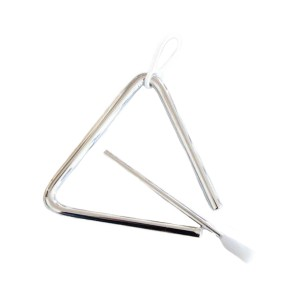 BabyNoise Mini Triangle Musical Instrument