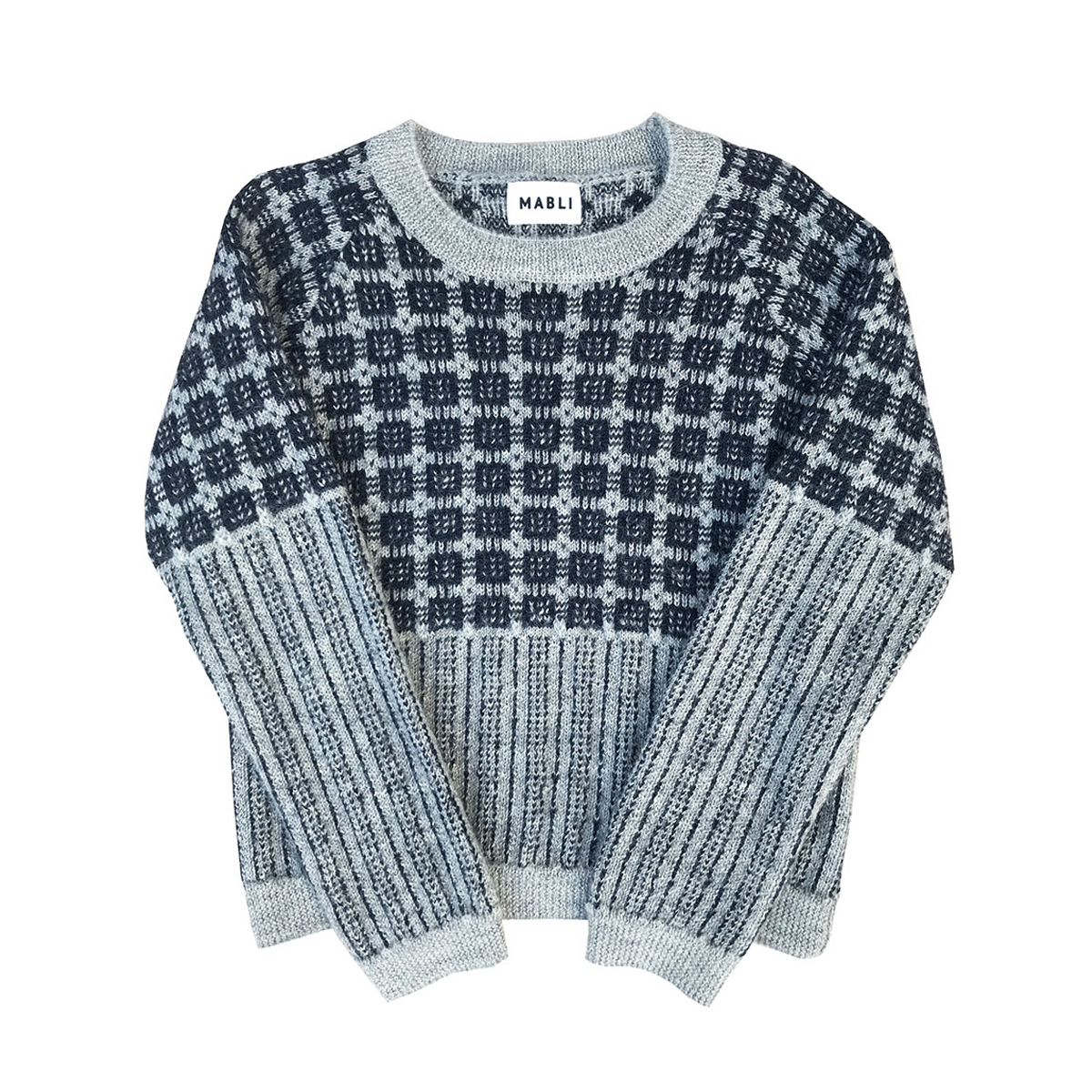 Mabli Knits Teifi Sweater