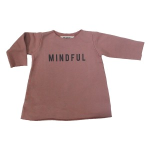 Go Gently Nation Mindful Dress in Cinnamon