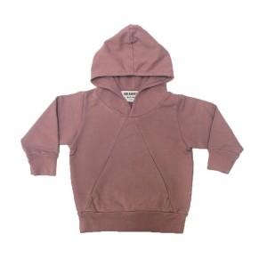 Go Gently Nation Double Pocket Hoodie in Cinnamon