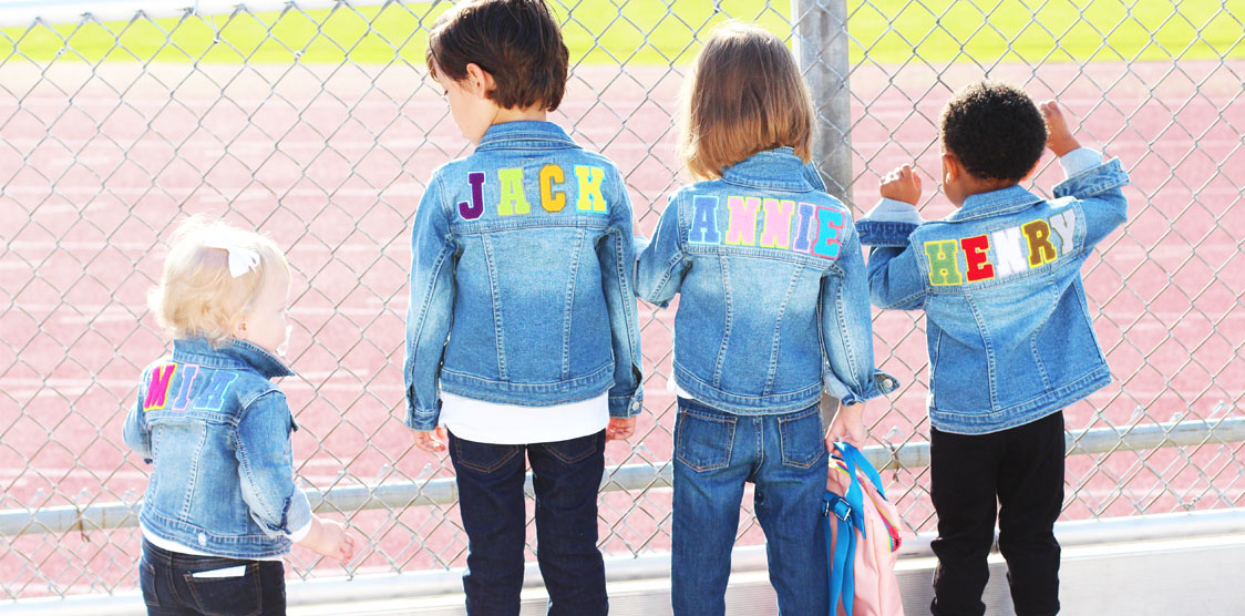 178eb9bb8 Introducing: Levi's Personalized Denim Jackets - TheTot