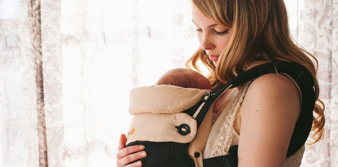 Baby wearing safety