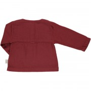 PoudreOrganicAW18Blouse3ButtonSyrah2