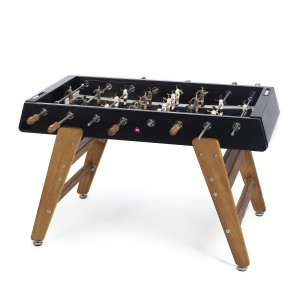 RS Barcelona RS #3 Wood Foosball Table in Black