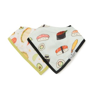 Loulou Lollipop Bib Set in Kawaii Food number 1