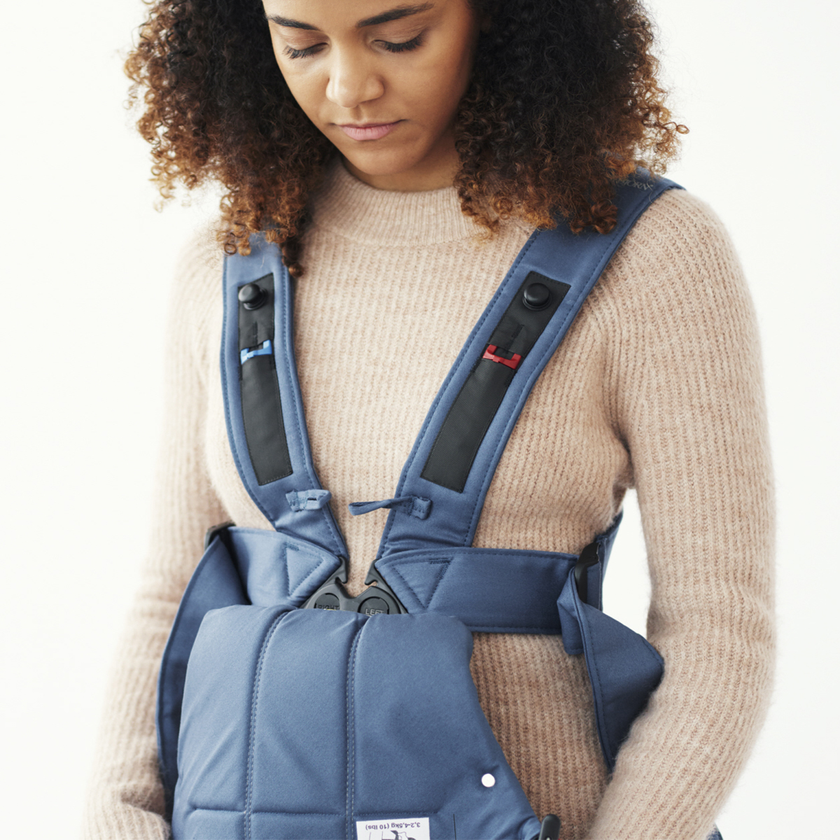 Babybjorn Baby Carrier Mini Cotton Thetot