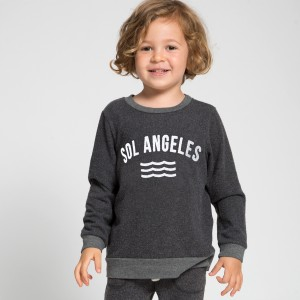 Sol Angeles Sol New Arc Pullover on boy