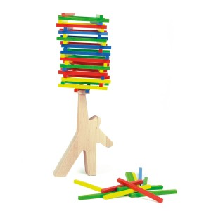 Bajo Athlete Stacking Toy