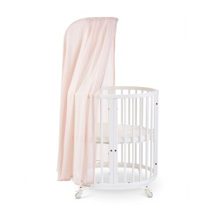 Stokke x Petit Pehr Sleepi Bed Canopy in Blush