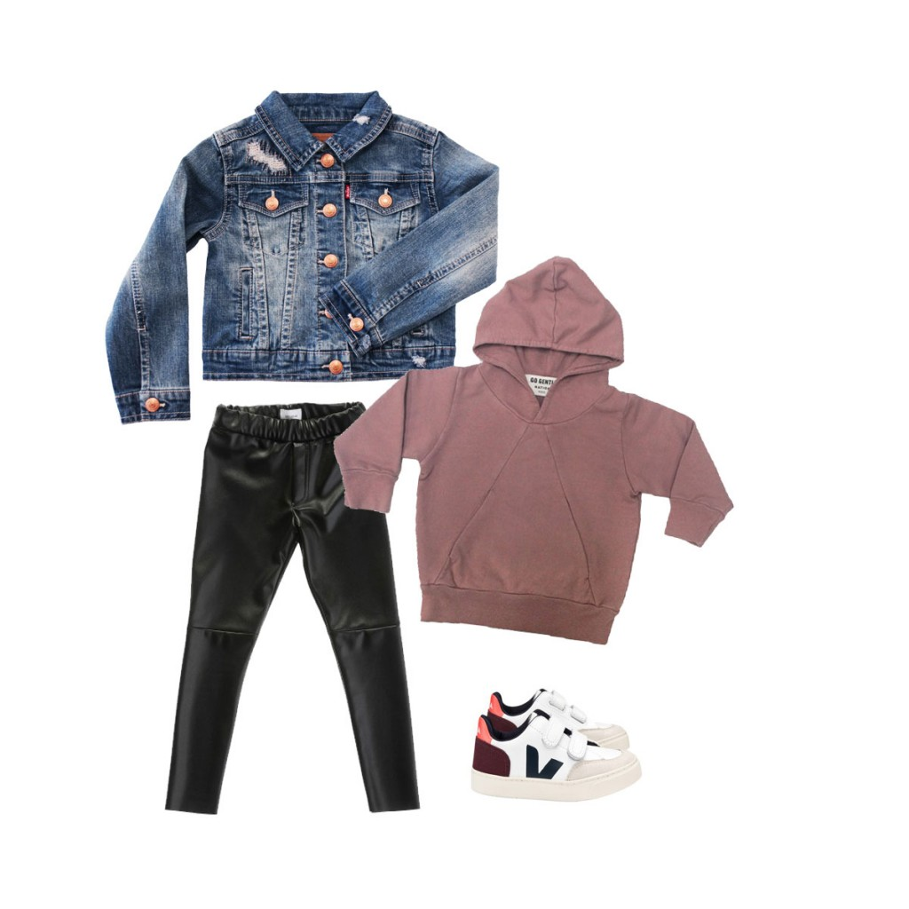 Levi's Trucker Jacket Look 3