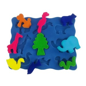 Rubbabu Animals Shape Sorter