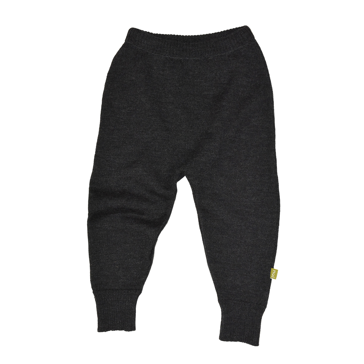 Nui Organics Stevie Pants in Charcoal