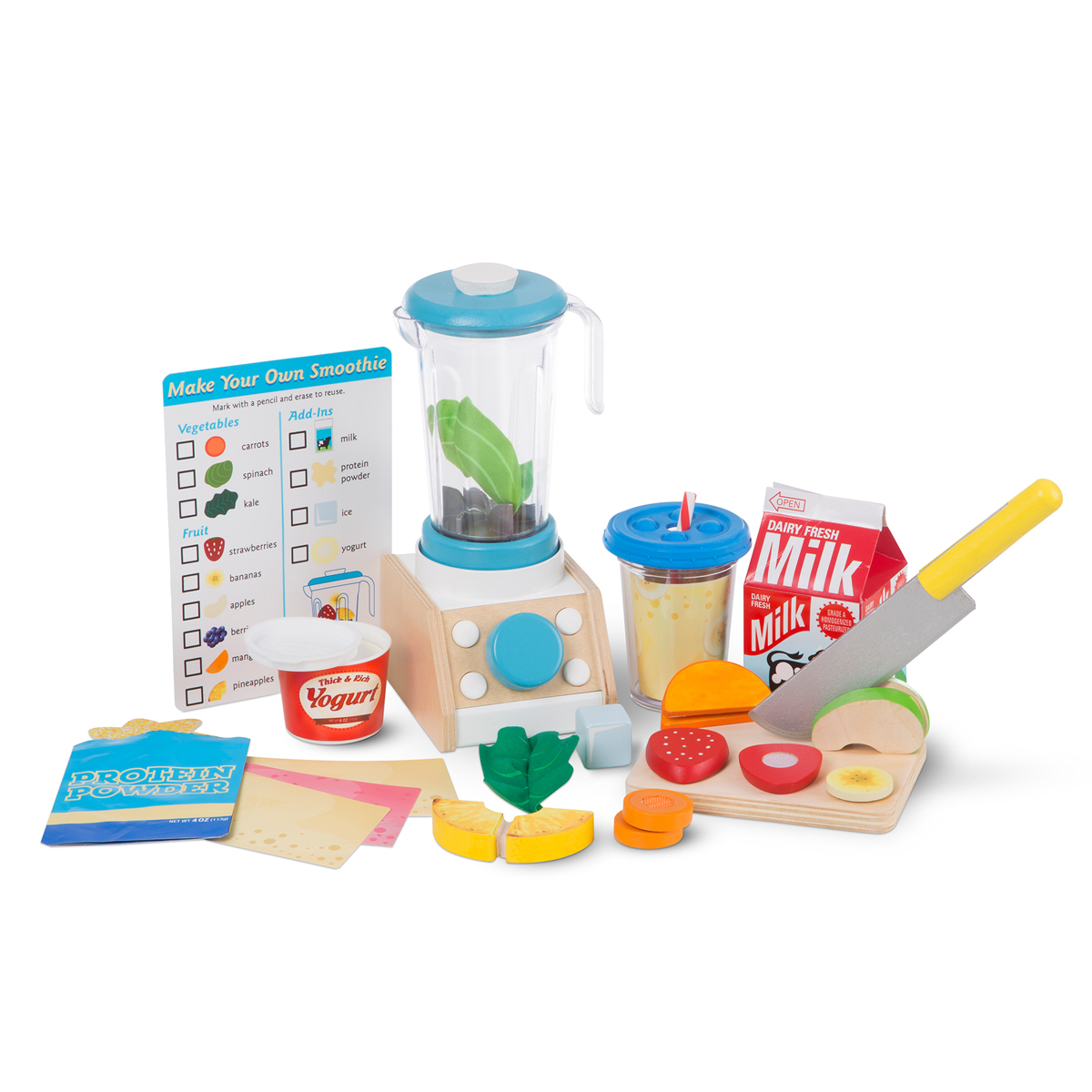 Melissa & Doug Smoothie Maker play set