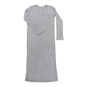 Skin Vedia Caftan in Heather Grey