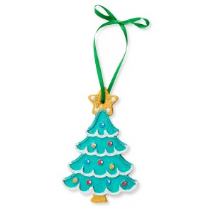 Melissa & Doug DIY Christmas Ornament Decorating Kit