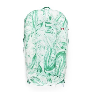 DockATot Deluxe Plus Cover in Emerald Marble