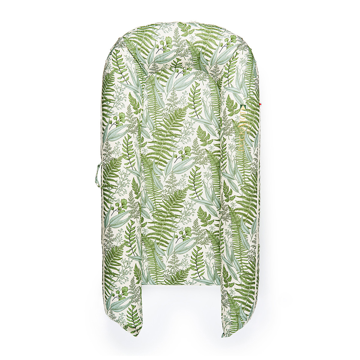 DockATot Grand Cover in Lush & Fern Green Ferns Print