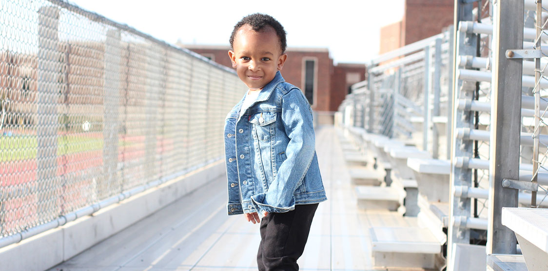 kids denim jacket style