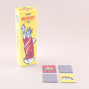 OMY Memory Game