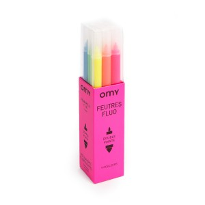 OMY Neon Markers