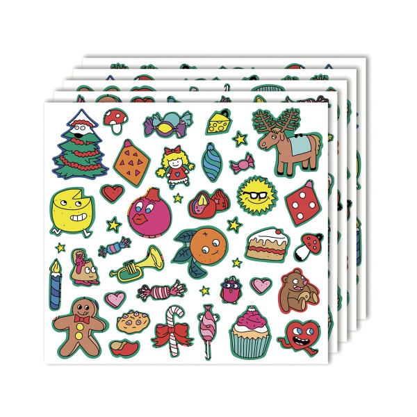 OMYStickerPosterChristmasTree2
