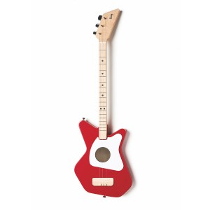 Loog Guitars Acoustic Guitar in Red