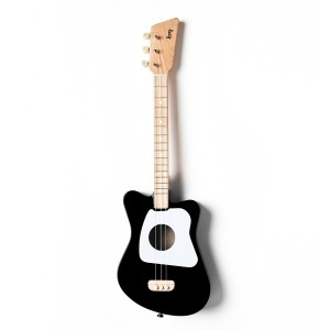 Loog Guitars Mini Guitar in Black