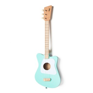 Loog Guitars Mini Guitar in Green