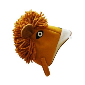 Little Goodall Wool Blend Lion Head Shaped Hat