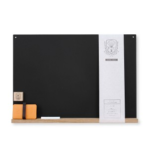Kitpas Magnetic Blackboard Set in Black