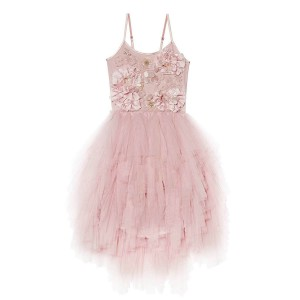 Tutu Du Monde Winters Blossom Pale Pink Tutu Dress