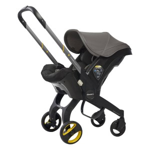 Doona 2018 Car Sear Stroller in Greyhound