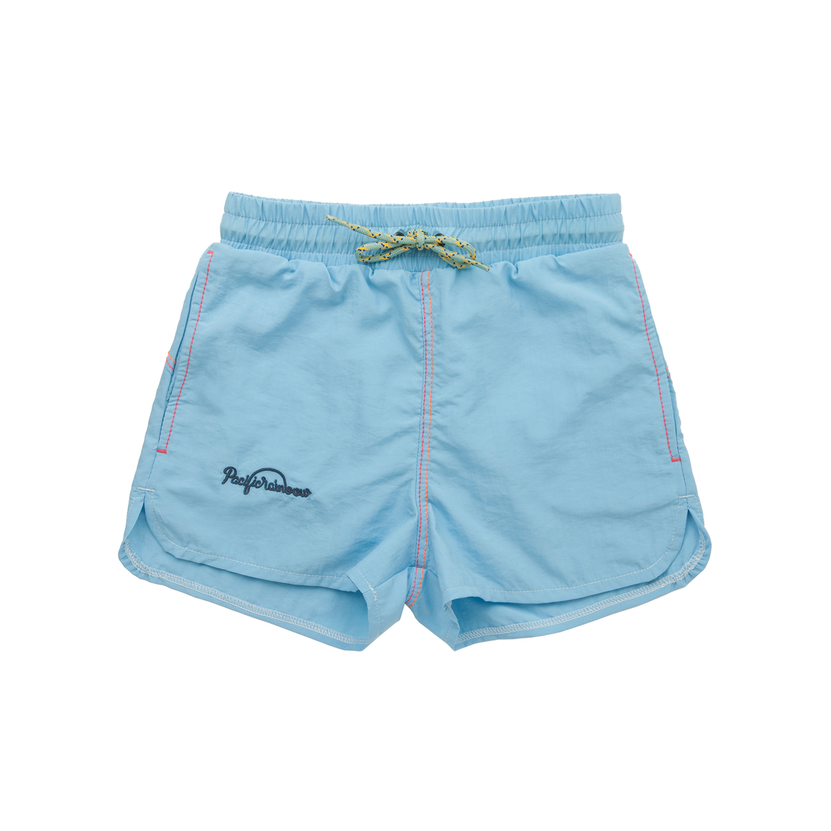 Pacific Rainbow Jim Swim Shorts in Eden