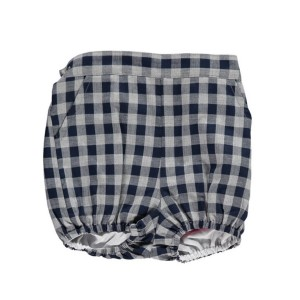 Amaia Humble Bloomer in Navy Check
