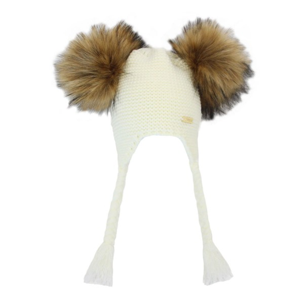 a833199cf0f72 Bobble Babies Double Pom Pom Hat - TheTot