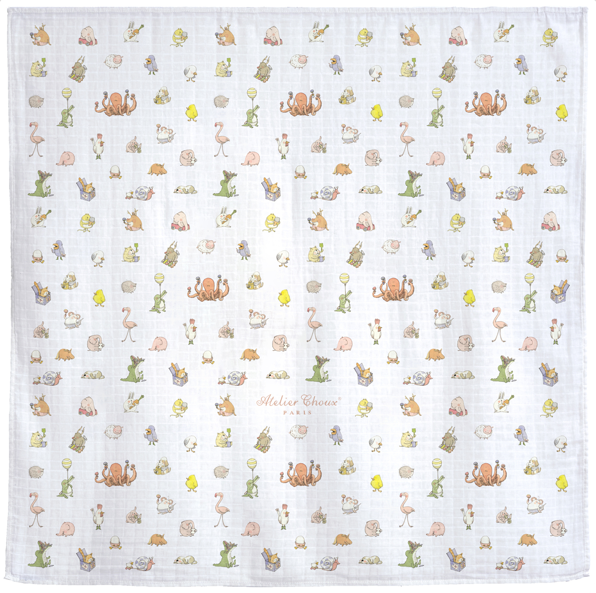 Atelier Choux Swaddle in Bebe Choux