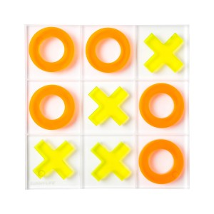 Sunnylife Acrylic Tic Tac Toe Game