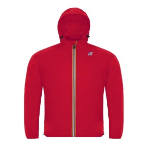 K-WAY Claudine Jacket in Red