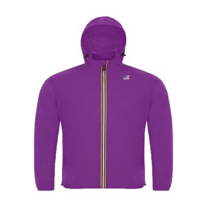 K-WAY Claudine Jacket in Violet