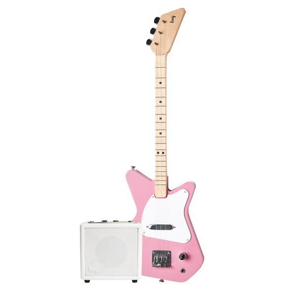 Loog Pro Electric Pink