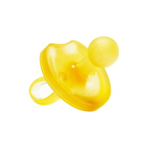 Natursutten Butterfly Rounded Pacifier in 12+ month